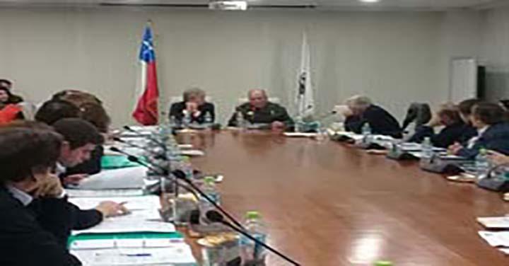 Gobierno Regional del Maule aprobó recursos para Bomberos