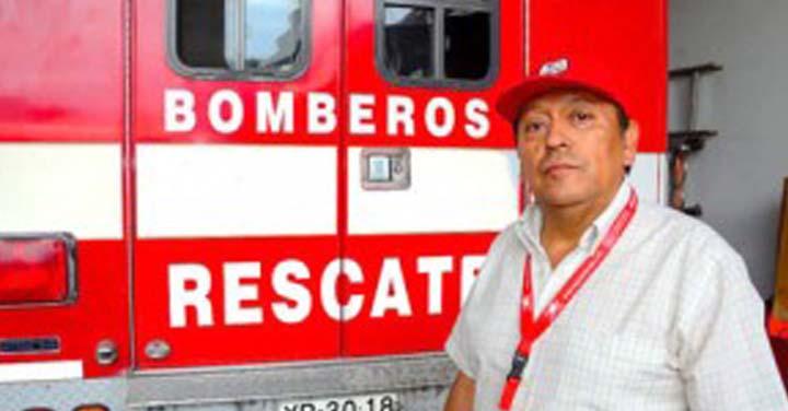Cuerpo de Bomberos de Curicó prepara taller de capacitación
