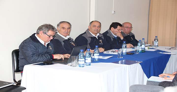 Cuerpos de Bomberos de La Araucanía participaron de elecciones de su Consejo Regional