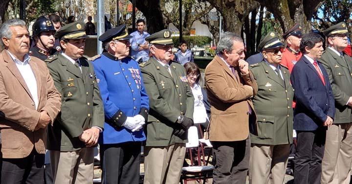 Cuerpo de Bomberos de San José de la Mariquina celebró 83 años de vida institucional