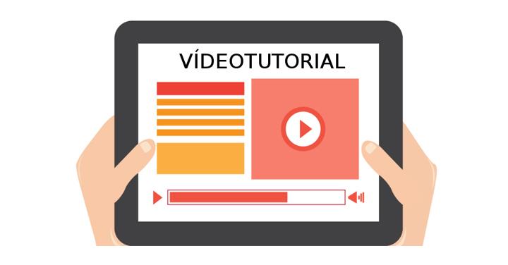 Video Tutorial para adquirir Material Menor
