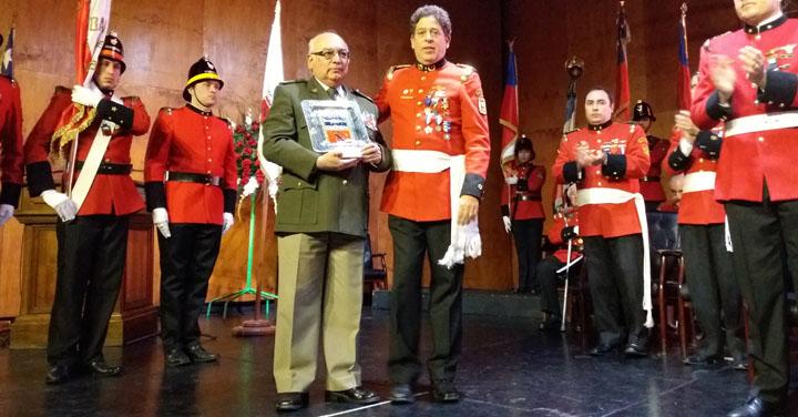 Cuerpo de Bomberos de Ñuñoa celebró 85° aniversario