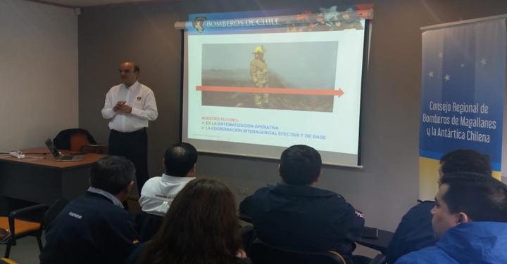 Exitosa Jornada GTO de Incendio de Interfase Forestal en la Región de Magallanes