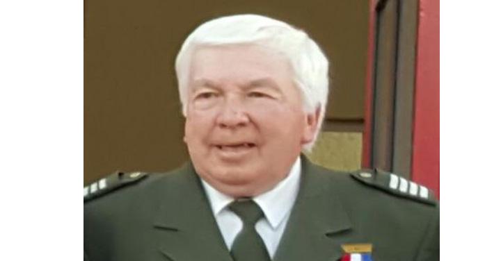 Falleció Voluntario insigne del Cuerpo de Bomberos de Futrono