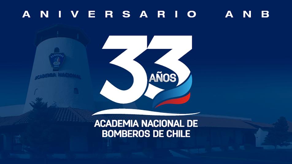 ANB realizó ceremonia para conmemorar Aniversario N°33