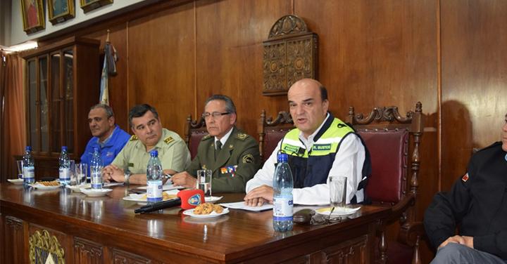 Comunicado de Bomberos y Carabineros de Talca por incidente entre ambas instituciones