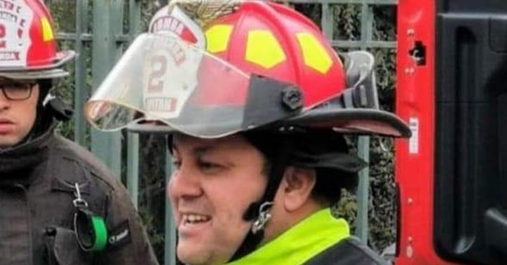 Actualización estado de salud bombero accidentado en incendio forestal en Doñihue