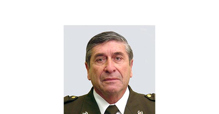 Presidente Nacional visitó en el Hospital de Linares a don Manuel Muñoz Bastías