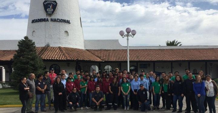 Informe Actividad Brigadas Juveniles de Talca