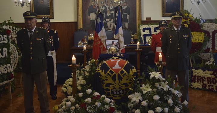 Multitudinario último adiós a don Ricardo Thiele Cartagena (Q.E.P.D)