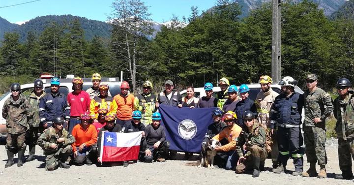 Grupo de Búsqueda y Rescate de Bomberos de Temuco invita a voluntarios a unirse a sus filas