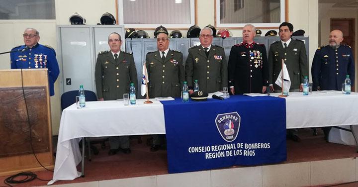 Presidente Regional de Los Ríos realizó cuenta pública