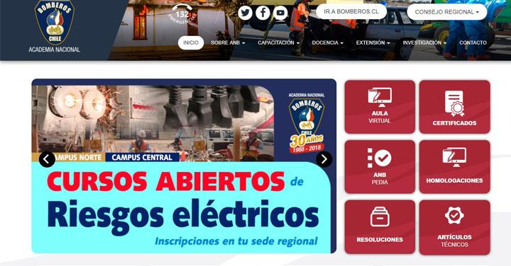 ANB lanza nuevo sitio web