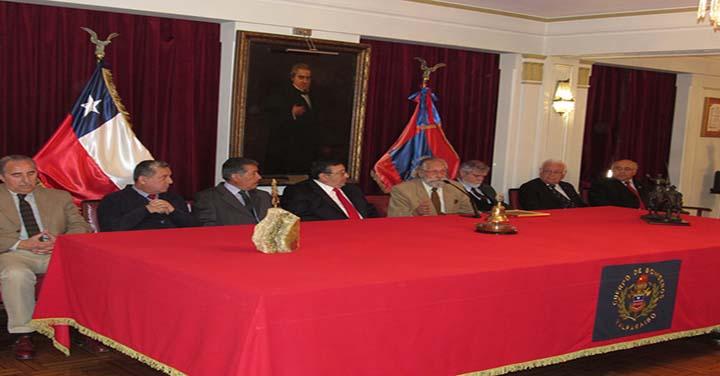 Entregan distinción a Bomberos de Valparaíso por el Instituto de Conmemoración Histórica