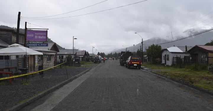 Bomberos de Villa Santa Lucía cuentan con sirena para alertar sobre posibles catástrofes