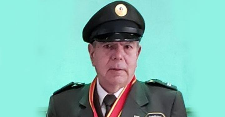 Pesar por fallecimiento de Voluntario Insigne del Cuerpo de Bomberos de Mafil