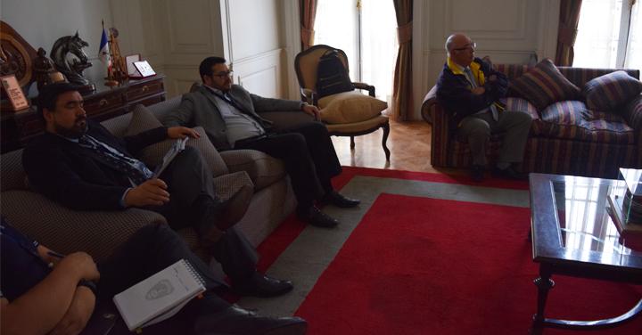 Consultora Almabrands expuso a Presidente Nacional resultados de Estudio Icreo