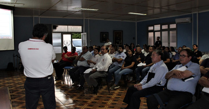 Consejo Regional de O'Higgins realiza asamblea en San Fernando