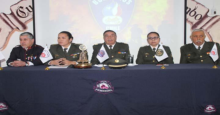 Décima Compañia de Coquimbo cumplió 50 años
