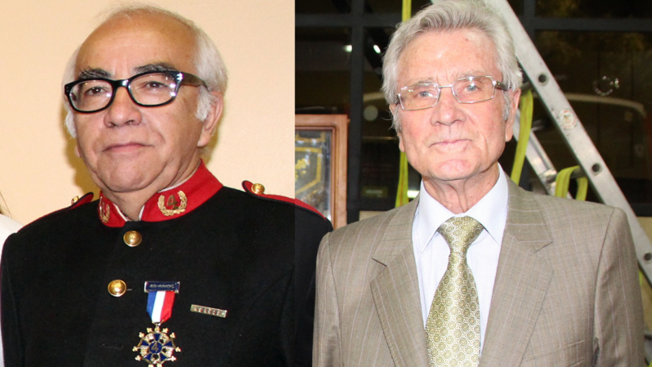 Cuerpo de Bomberos de Temuco informa el fallecimiento de dos destacados Bomberos