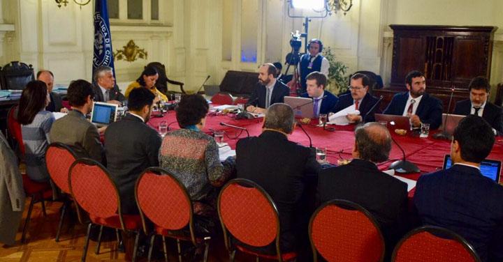 Bomberos de Chile participó en Comisiones Permanentes del Senado y de la Cámara de Diputados