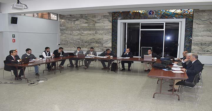 Comisión de Estandarización y Parámetros realizó una nueva reunión