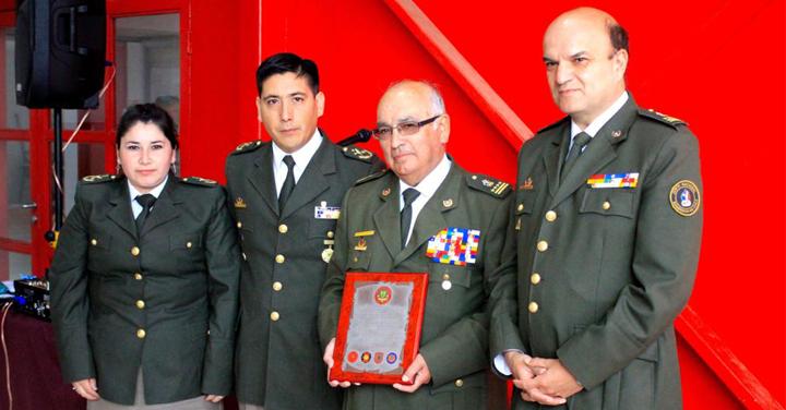 Presidente Nacional asistió al aniversario Nº 79 del Cuerpo de Bomberos de Florida