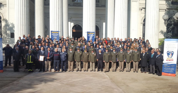 Academia Nacional conmemoró su aniversario número 30