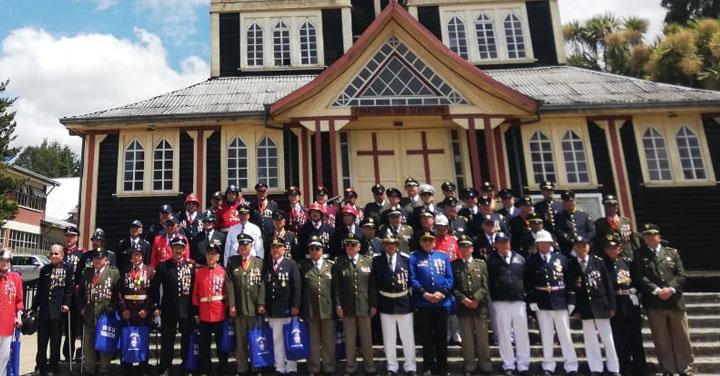 Celebran  Día de la Tradición en Región de Los Ríos