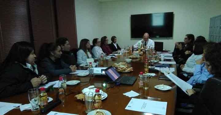 Cuerpo de Bomberos de La Serena realizó reunión para Equidad de Género
