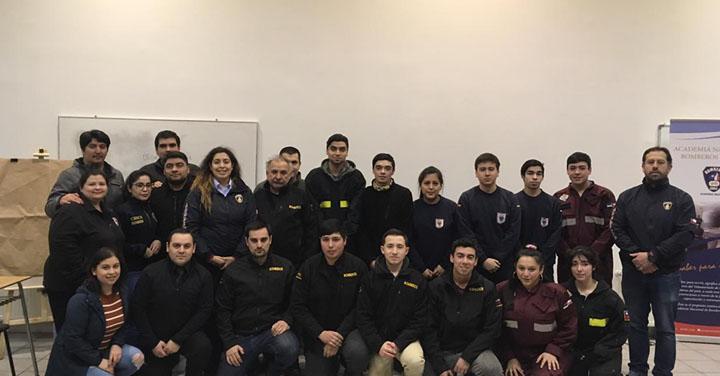 Primera Escuela de Invierno en la sede ANB de la Región de Magallanes