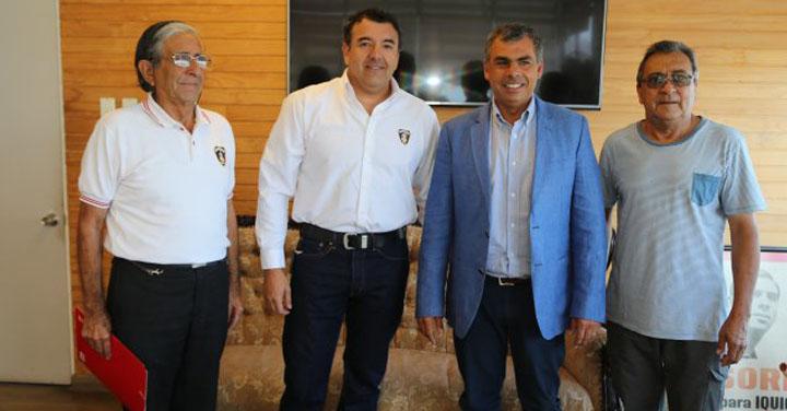 Concejo Municipal de Iquique aprobó y aumentó la subvención a bomberos