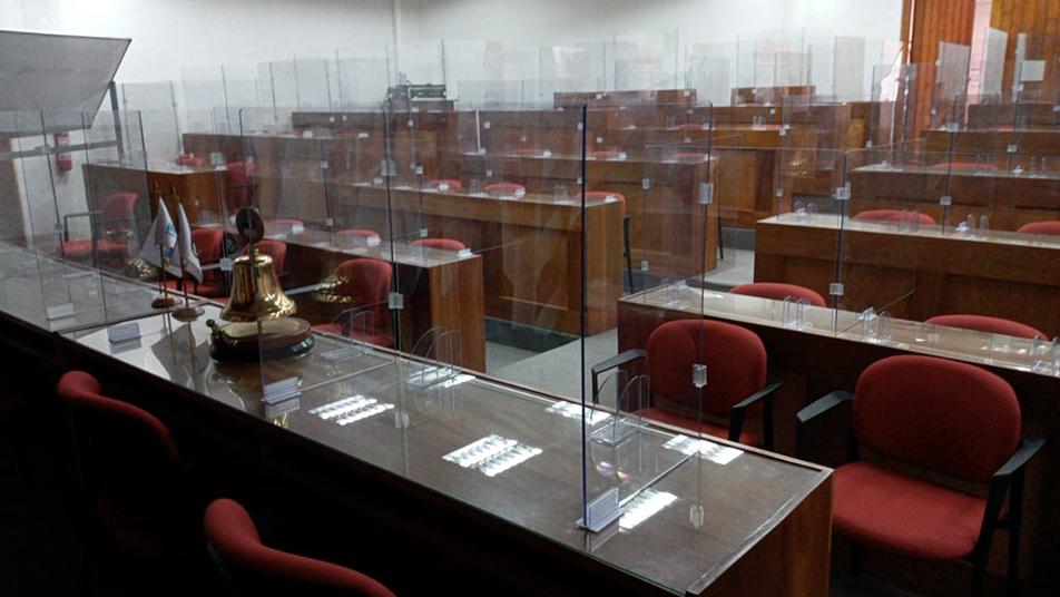 Centros de Entrenamientos de la ANB se preparan para eventual reanudación de la capacitación presencial