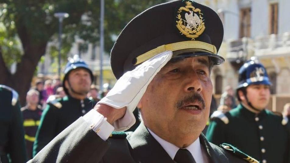 Pesar en Bomberos de Valparaíso por fallecimiento de su Vicesuperintendente
