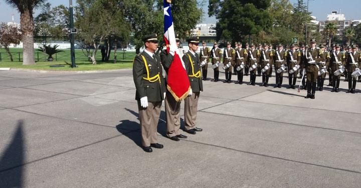 En aniversario de Carabineros de Chile se recibió distinción institucional