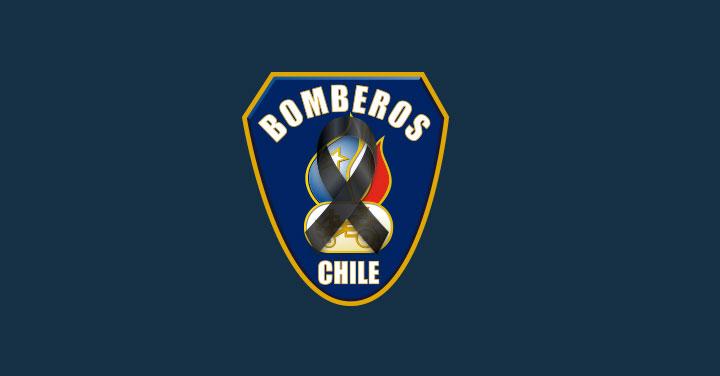 Bomberos de Chile decreta Duelo Institucional con motivo del fallecimiento de Nicolás Soto