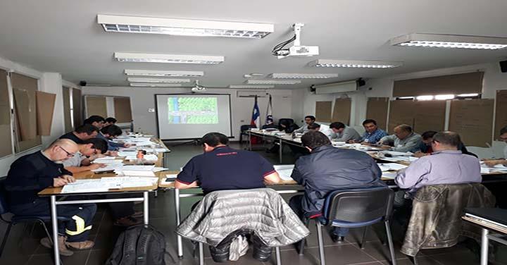 Inician proceso de formación como Instructores del Curso Básico de Sistema de Comando de Incidentes
