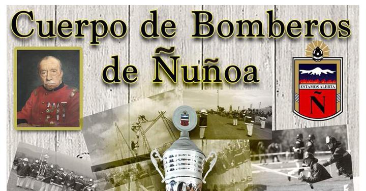 Sábado 30 de marzo: transmisión online competencia Cuerpo de Bomberos de Ñuñoa