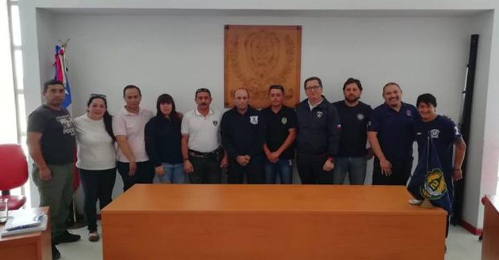 Preparan encuentro de Brigadas Juveniles del área Cachapoal Norte