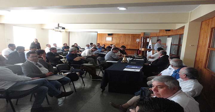 Elección de nueva directiva en el Consejo Regional de Bomberos de Valparaíso
