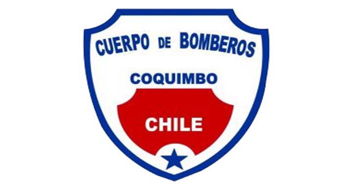 Pesar en el Cuerpo de Bomberos de Coquimbo