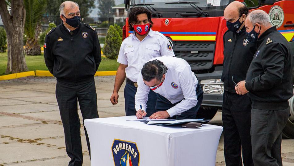 Consejo Metropolitano entrega nuevas unidades para CB Metropolitano Sur, Quinta Normal y Melipilla