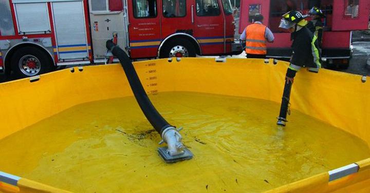 Seminario: Abastecimiento y uso eficiente del agua en Incendios Estructurales Región del Bío Bío