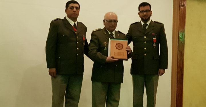Presidente Nacional asistió al 111° aniversario del Cuerpo de Bomberos de Calama
