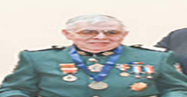 Falleció Voluntario Insigne del Cuerpo de Bomberos de Punta Arenas