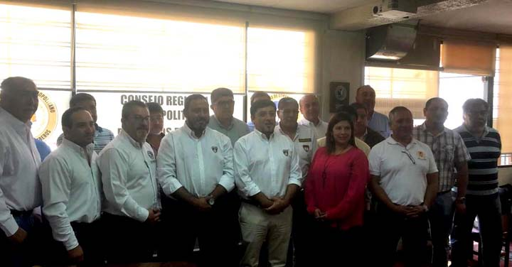 Superintendente Juan Aravena fue elegido nuevo Tesorero Regional Metropolitano