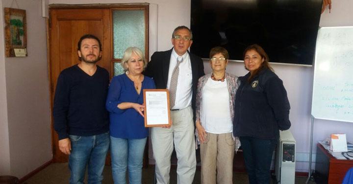 Municipalidad de Loncoche entregó subvención a Bomberos de su comuna