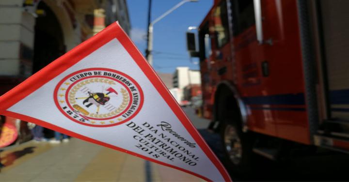 Con total éxito Cuerpo de Bomberos de Antofagasta celebró el Día del Patrimonio