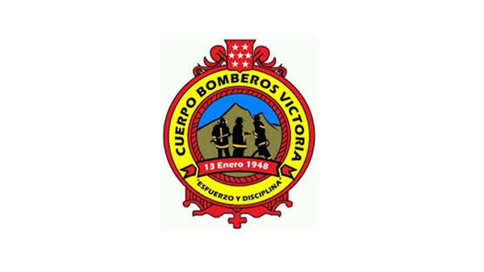 El Cuerpo de Bomberos de Victoria comunica el sensible fallecimiento de Director Honorario Domingo Marín Meliñan (Q.E.P.D.)