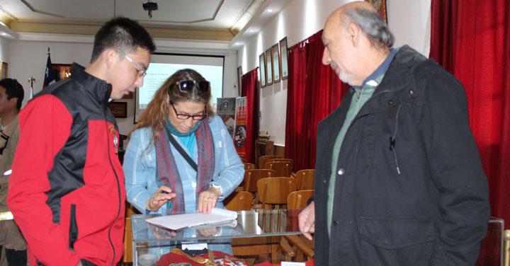 Fundación Cultural realizará jornada de capacitación en el Cuerpo de Bomberos de San Felipe
